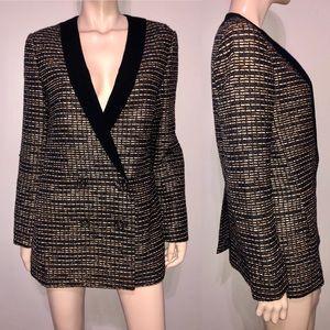 DEVI KROELL Tweed Evening Jacket 10